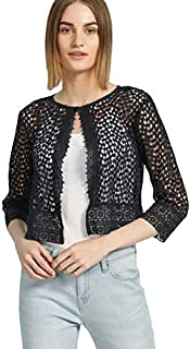 DJ & C Women's Synthetic Shrug