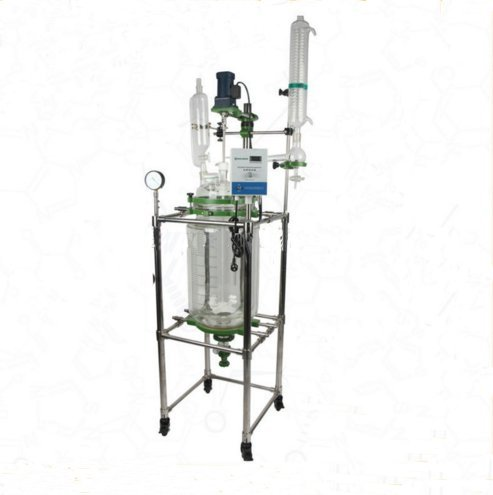 Find Discount Kohstar Lab Jacketed Chemical Glass Reactor,30L,Glass Reactor