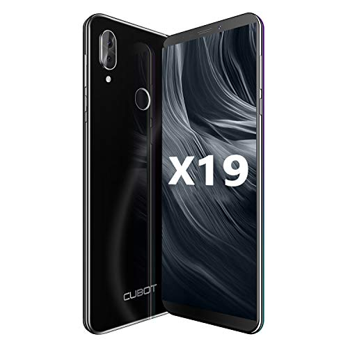 4G Unlocked Smartphone, CUBOT X19 Android 9.0 Phones Unlocked with...