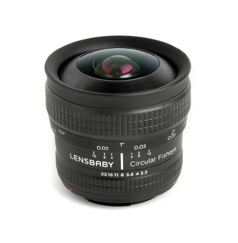 Lensbaby Circular Fisheye-Objektiv für Samsung NX