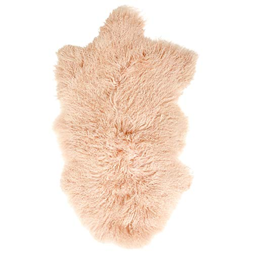 Nordal Lamb fur, Soft pink