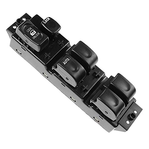 XGLAI New Power Window Switch Fit para Isuzu Fit for Rodeo 1998-2004 897135-9271 (Color Name : Black)