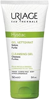 HYSEAC GEL NETTOYANT FOR OILY SKIN
