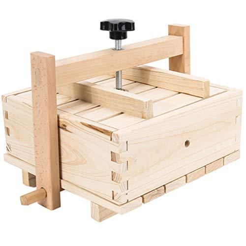 Cabilock Tofu - Prensa de molde para caja de casa de madera, fabricante de Tofu Tofu Tofu para queso