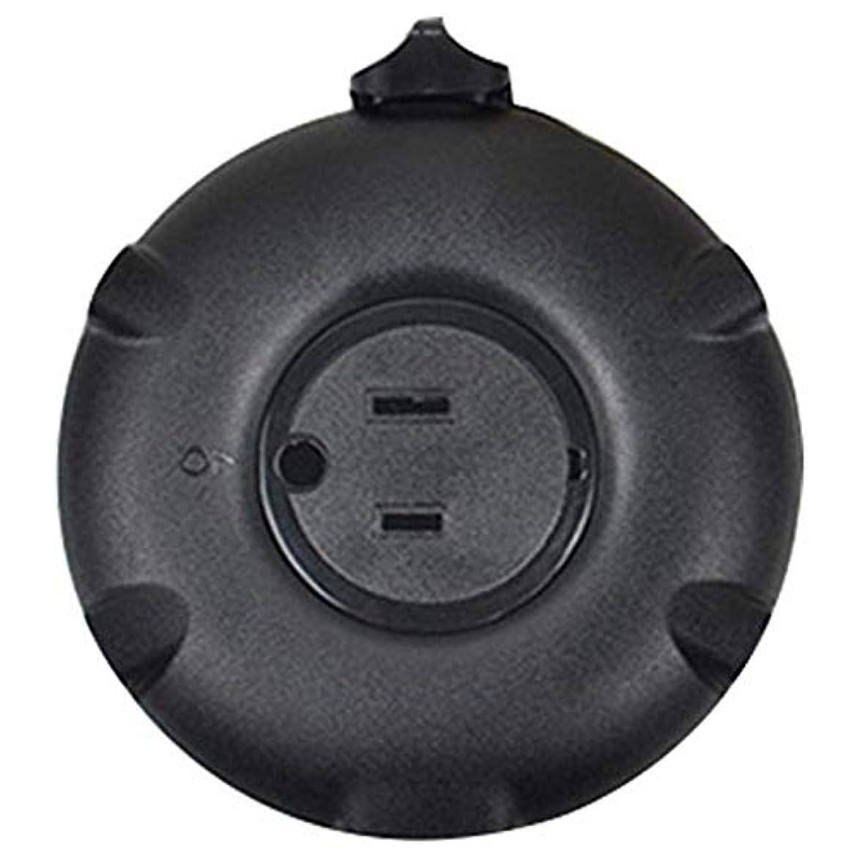 謝罪するトレッド貪欲CUHAWUDBA 多機能旅行ユニバーサルUsb充電ボードドーナツパッチパネル変換プラグソケットコンバーター(ブラック)