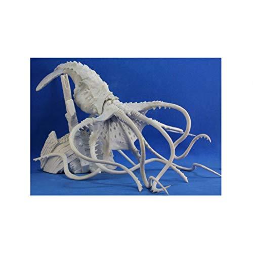 Reaper RPR77291 Bones Kraken Miniature