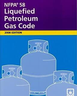 Liquefied Petroleum Gas Code 2008