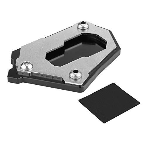 Cavalletto laterale Piastra di prolunga laterale universale per cavalletto laterale moto Estensione della piastra di supporto laterale Ingrandisci pad per R1200GS LC 13-16