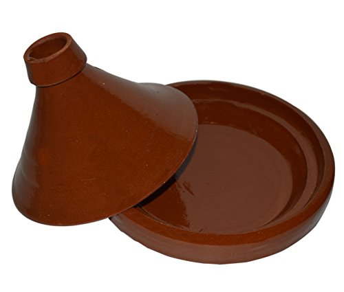 Moroccan Cooking Simple Small Tagine Lead Free