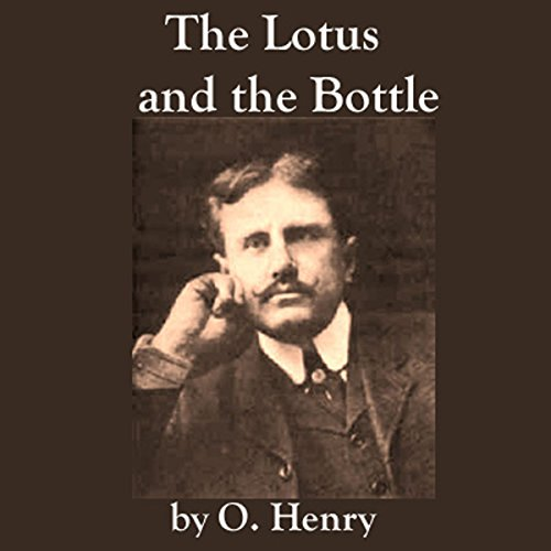 The Lotus and the Bottle audiobook cover art