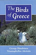 The Birds of Greece (Helm Field Guides) by George Handrinos (1997-01-31)