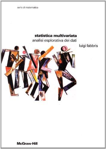 Statistica multivariata. Analisi esplorativa dei dati