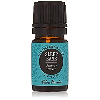 Edens Garden Sleep Ease 5 ml Synergy Blend 100% Pure Undiluted Therapeutic Grade GC/MS Certified Essential Oil