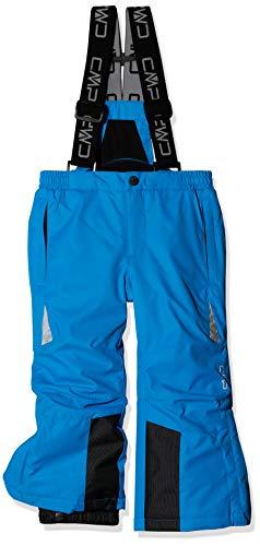 CMP Unisex Skisalopette Hose/ Skihose, Blau (Cyano/M885), 152 (Herstellergröße: XL)