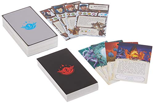Asmodee TS05 Time Stories: Expedition Endurance, Multicolor