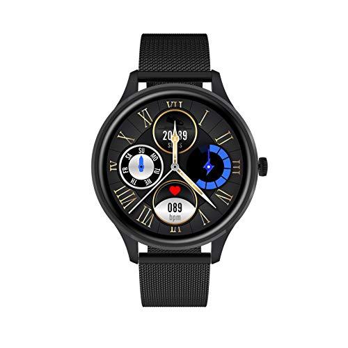 Irfora, orologio intelligente intelligente, impermeabile, orologio sportivo e attività, fitness, per uomini e donne
