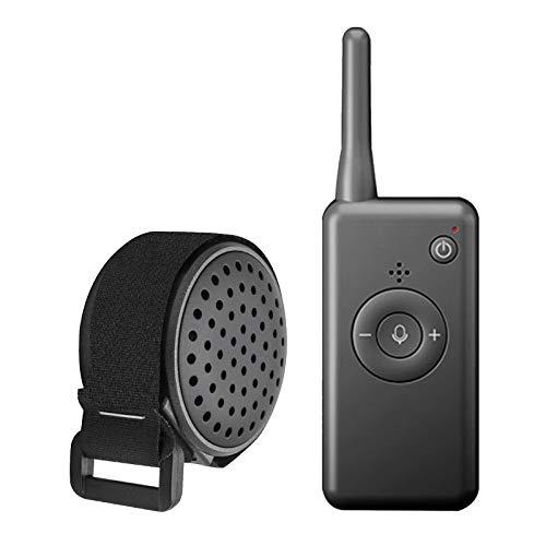 perfeclan Amplificador de Voz de retransmisión aérea de Carga USB Altavoz inalámbrico de megafono Drone para dji Mavic