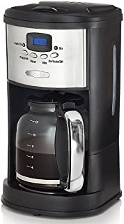 BELLA LINEA Collection 12 Cup Programmable Coffee Maker