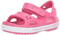 Image of Crocs Kid's Boys and Girls Crocband II Sandal | Pre School: Bestviewsreviews