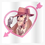 CHENXIAOYAN Synth Robot Fallout 4 Nick Valentine Companion Fallout for Home Decor Wall Art Print Poster