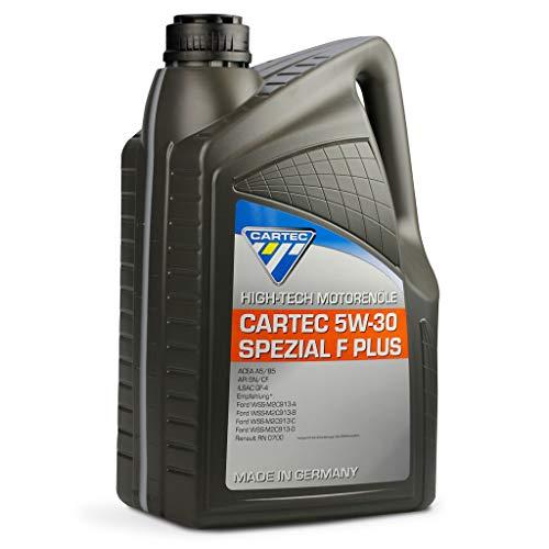Cartec Aceites y otros fluidos para vehículos