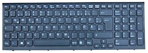 NExpert deutsche QWERTZ Tastatur für Sony Vaio VPCEB2S1E VPCEB2Z1E VPCEB3C5E VPCEB3E1E Schwarz Neu