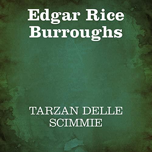 Tarzan delle scimmie copertina