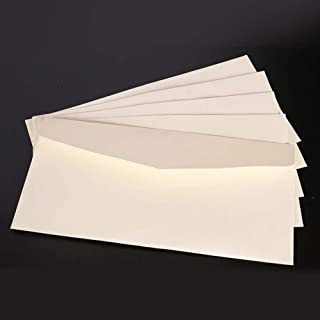 20pcs/lot Formal Business Envelope Black White Craft Paper Envelopes for Card Scrapbooking Supply Pure Color Paper Money B...