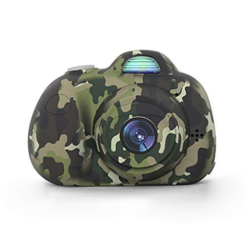 PZNSPY1080P HD mini-camera voor kinderen met 2 inch LCD-scherm UY8 Camouflage