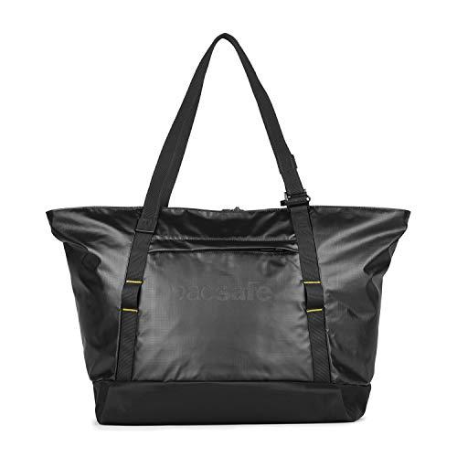 Pacsafe Dry Lite 30 Liter Anti-Diebstahl-Tasche für 15 Zoll Laptop, schwarz (Schwarz) - PS21120100