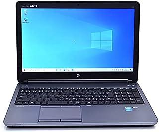 HP ProBook 650G1/15.6型/MS Office 2019/Win 10/Core i5-4200M/10キー/HDMI/WIFI/DVD-RW/8GB/256GB SSD (整備済み品)