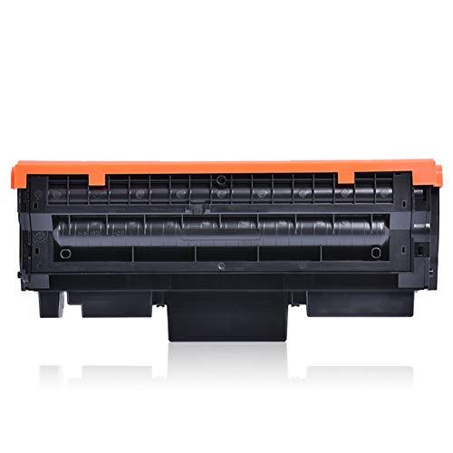 Ksbiao, cartuccia toner compatibile con D116L Powder Box Samsung M2876 M2626D 2676FH Toner M2825DW, 4-Black Suit size 4-tuta nera
