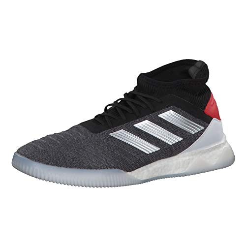 Adidas Predator 19.1 TR, Botas de fútbol Hombre, Multicolor (BRG Ros/Plamat/Rojact 000), 40 EU 🔥