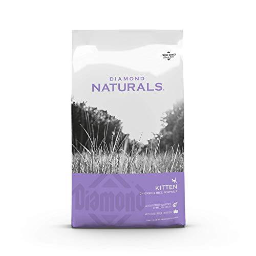 Diamond Naturals Kitten Chicken and Rice Formula