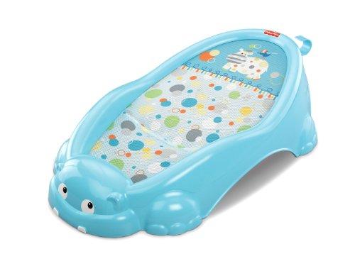 Fisher-Price Babyliege Badespaß Hippo