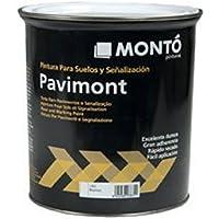 Monto pinturas Pavimont Amaranto Señalizacion 130 De 750Ml 750 ml