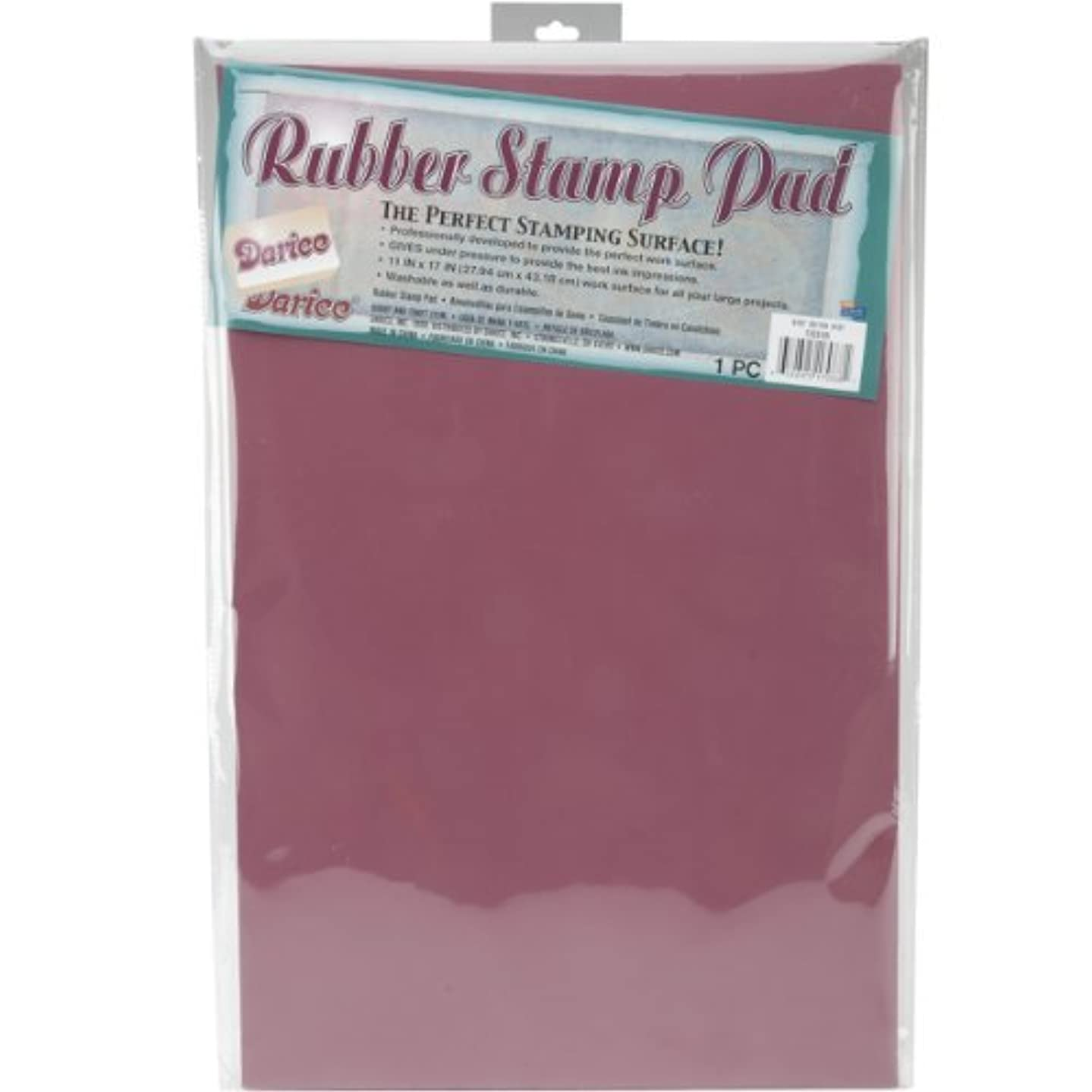 Bulk Buy: Corein.dinations Rubber Stamping Mat 11in. x 17in. (5-Pack)
