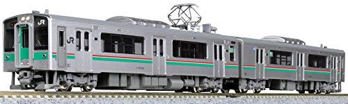 KATO Nゲージ 701系1000番台 仙台色 2両セット 10-1554 鉄道模型 電車