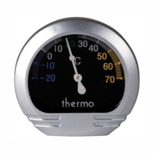 Lampa precisie auto-thermometer aluminium