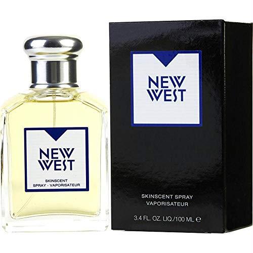 New West By ARAMIS FOR MEN 3.4 oz Skinscent Spray