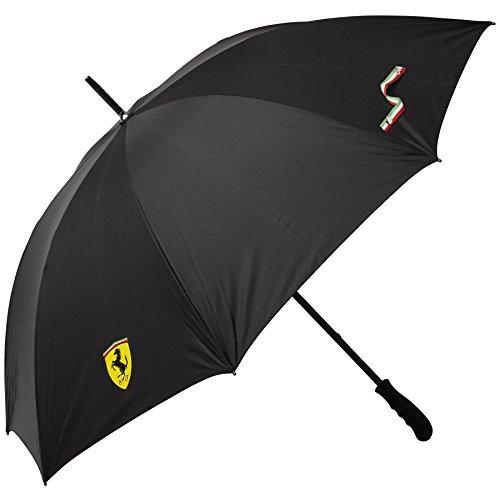 Paraguas Golf Scuderia Ferrari Oficial Negro