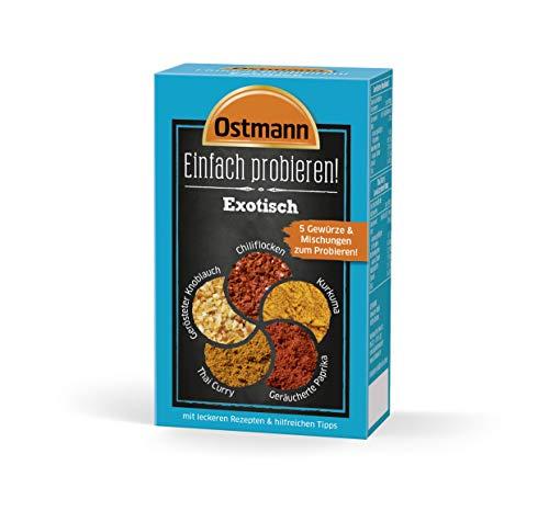 Ostmann Einfach probieren Set - Exotisch, 4er Pack (4 x 28 g)