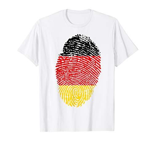 Deutscher Fingerabdruck