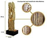 Kinaree Treibholz Stehlampe SUPHANBURI - 90cm Stehleuchte aus Treibholz mit LED-Spot, geeignet für Wohnzimmer, Flur Schlafzimmer oder auch Bad [EEK A+] - 3