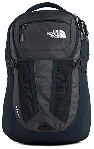 The North Face Recon Backpack, Asphalt Grey/Urban Navy, One Size