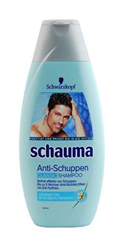 Schauma Anti-Schuppen Classic Shampoo, 1er Pack (1 x 400 ml)