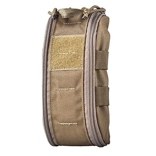 CALEN Kit de bolsas de primeros auxilios multifunción TATICAL Medical Pouch Molle System Accesorios de liberación rápida Bolsa Utilidad Kits de supervivencia para actividades al aire libre - BK