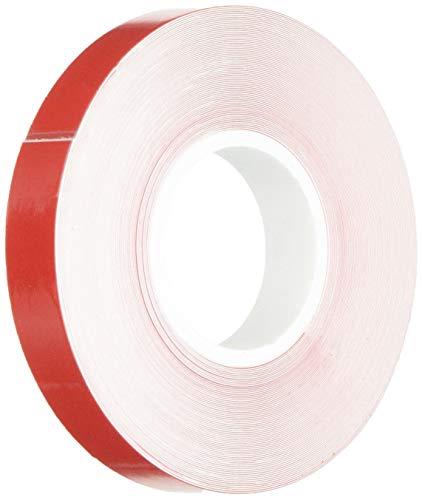 4R Quattroerre.it - 10171 - Stripes Strisce Adesive per Auto, Rosso, 10 mm x 10 mt