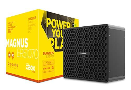 ZOTAC ZBOX MAGNUS ER51070 mini-PC Barebone (AMD Ryzen 5 1400 quad-core, GeForce GTX 1070)