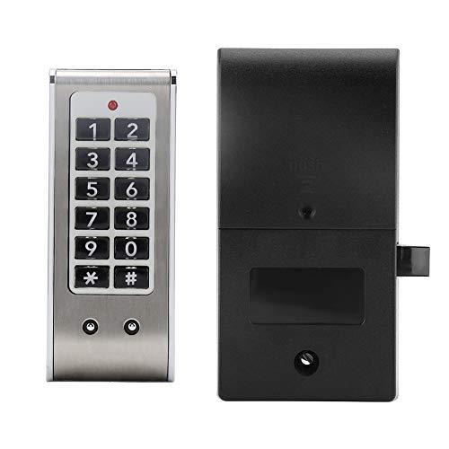 Cijfercodeslot, wachtwoordbeveiligd codeslot Ideaal voor gereedschapskisten, kasten, laden, brievenbussen, schoolkluisjes, combikamerkasten